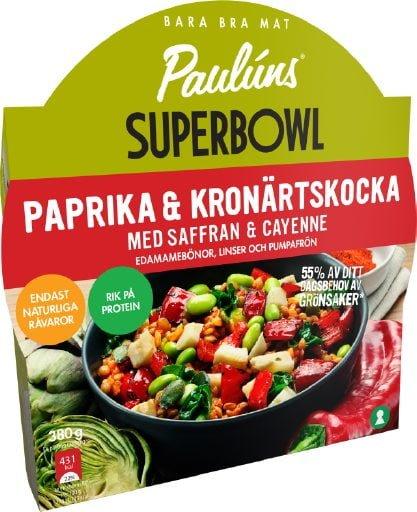 Pauluns Superbowl Nyttiga färdigrätter