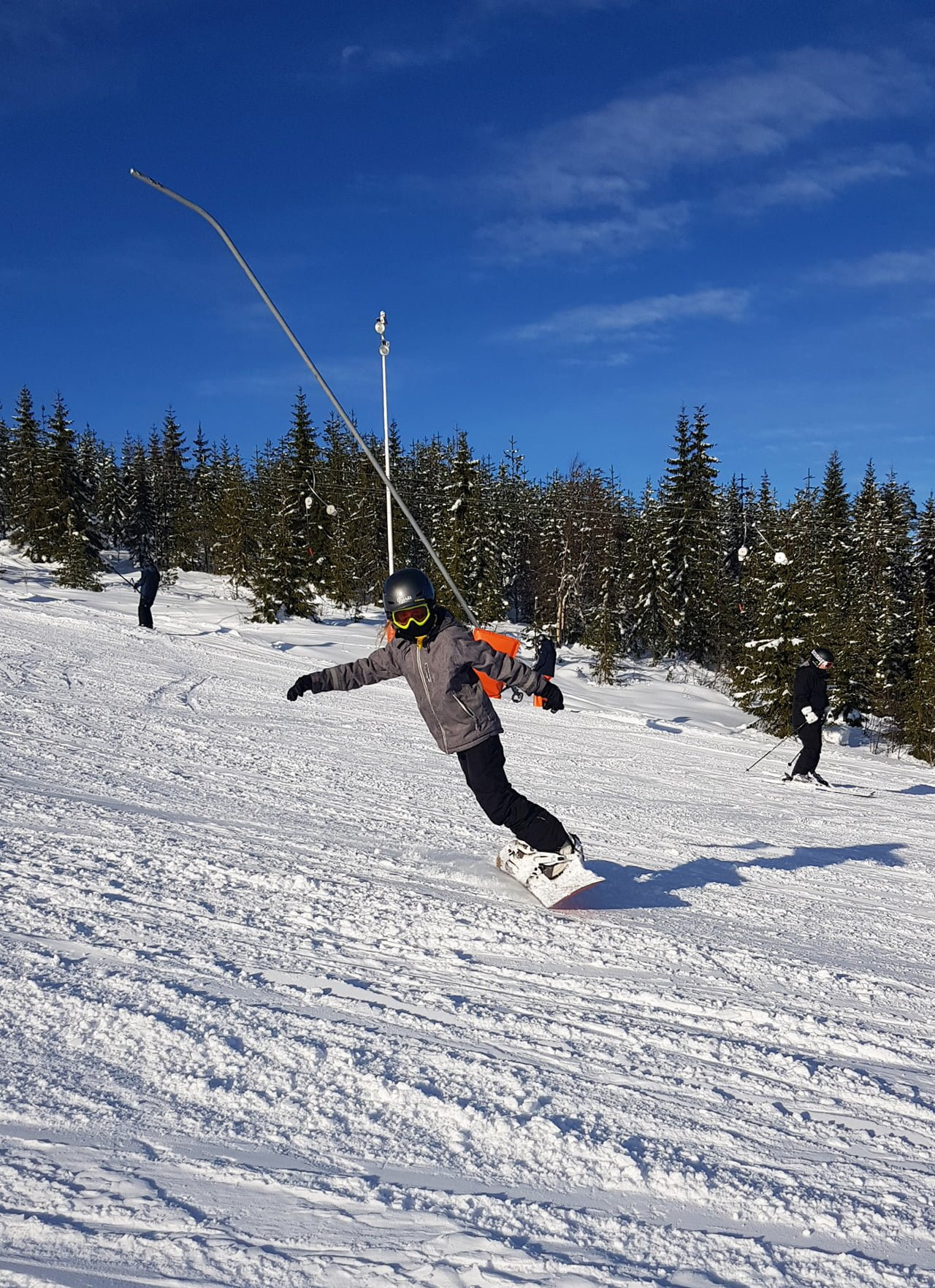 snowboard barn branäs