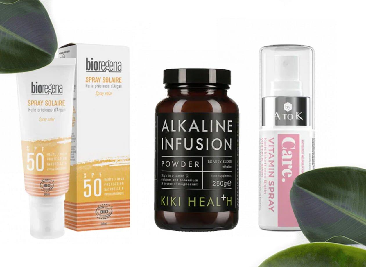 naturlig hudvård