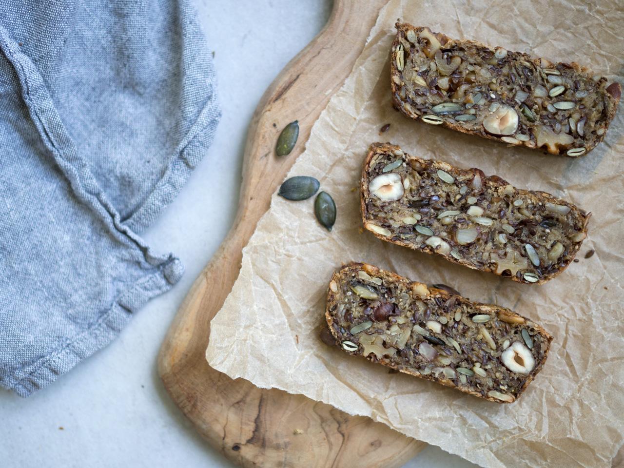 glutenfritt bröd havremjöl