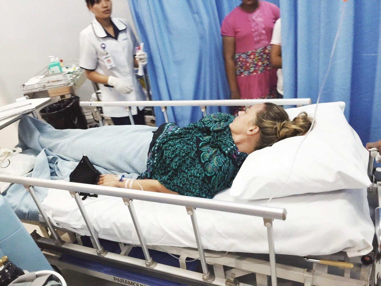 dengue bali