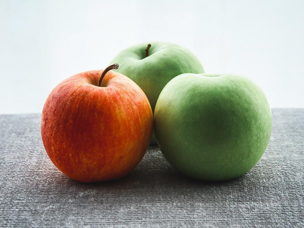 hälsolistan frukt