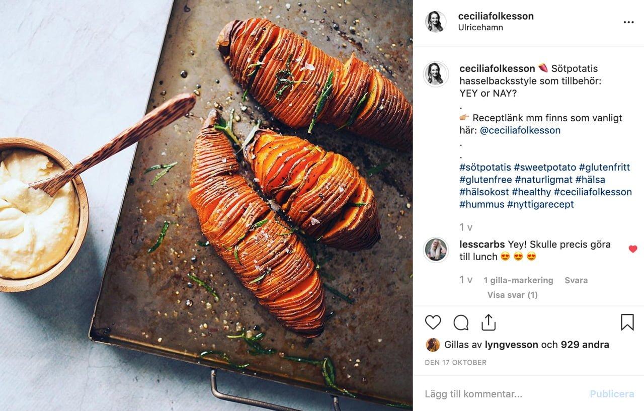 instagram cecilia folkesson