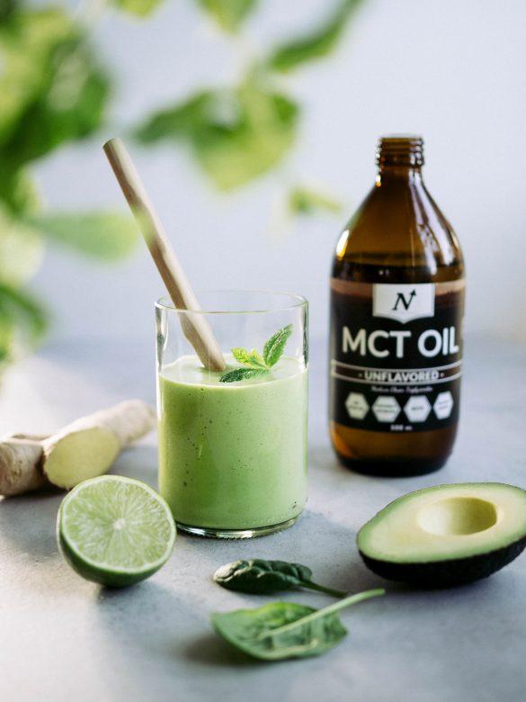 vad är MCT-olja