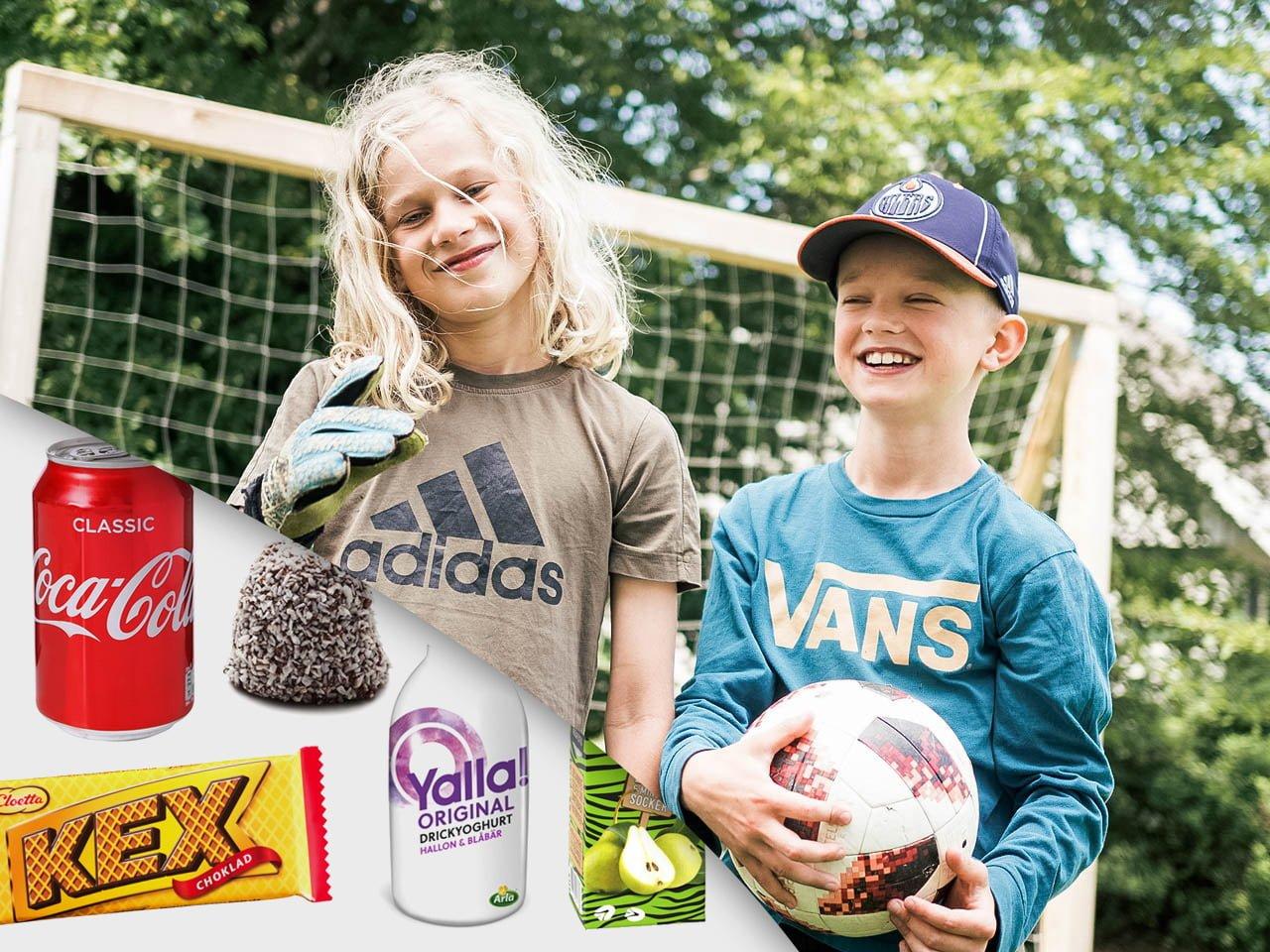 socker barn idrottshallar