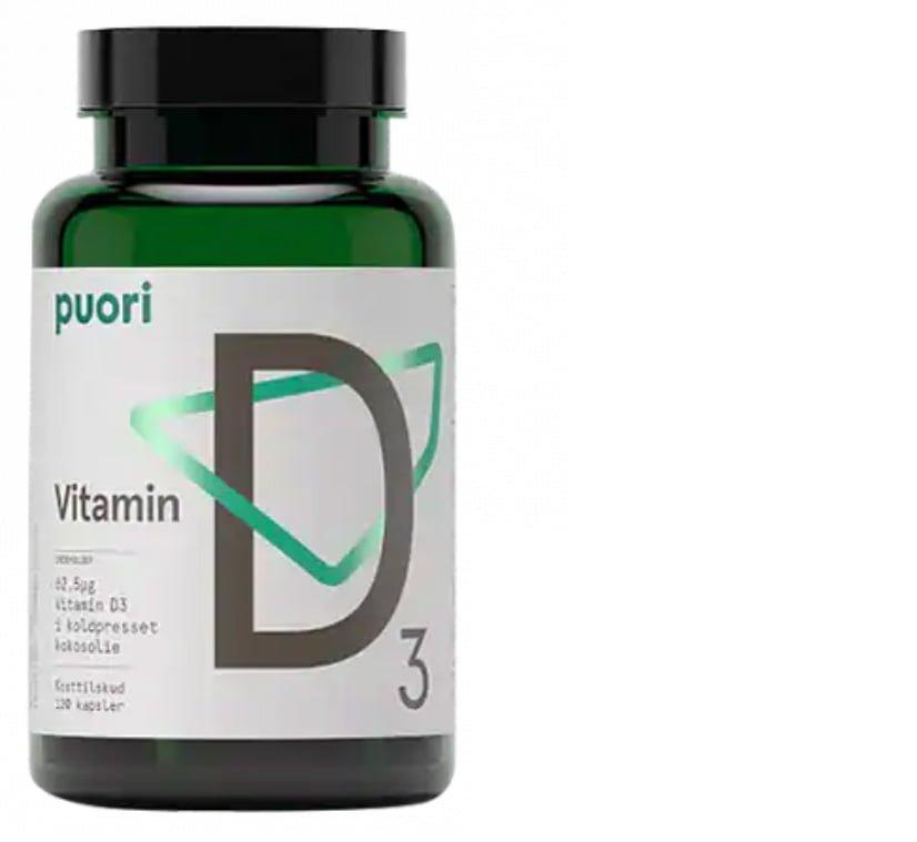 hälsa d-vitamin