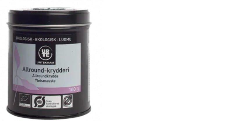 allround krydda urtekram nyttiga smaksättare