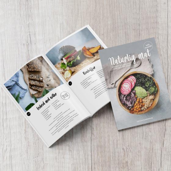 e-bok naturlig mat veganskt kostråd