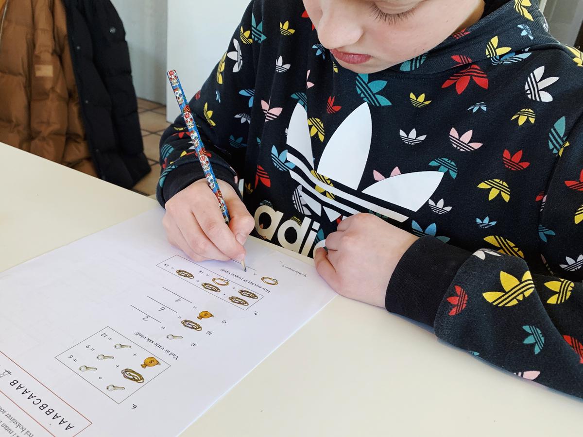 läxor barn