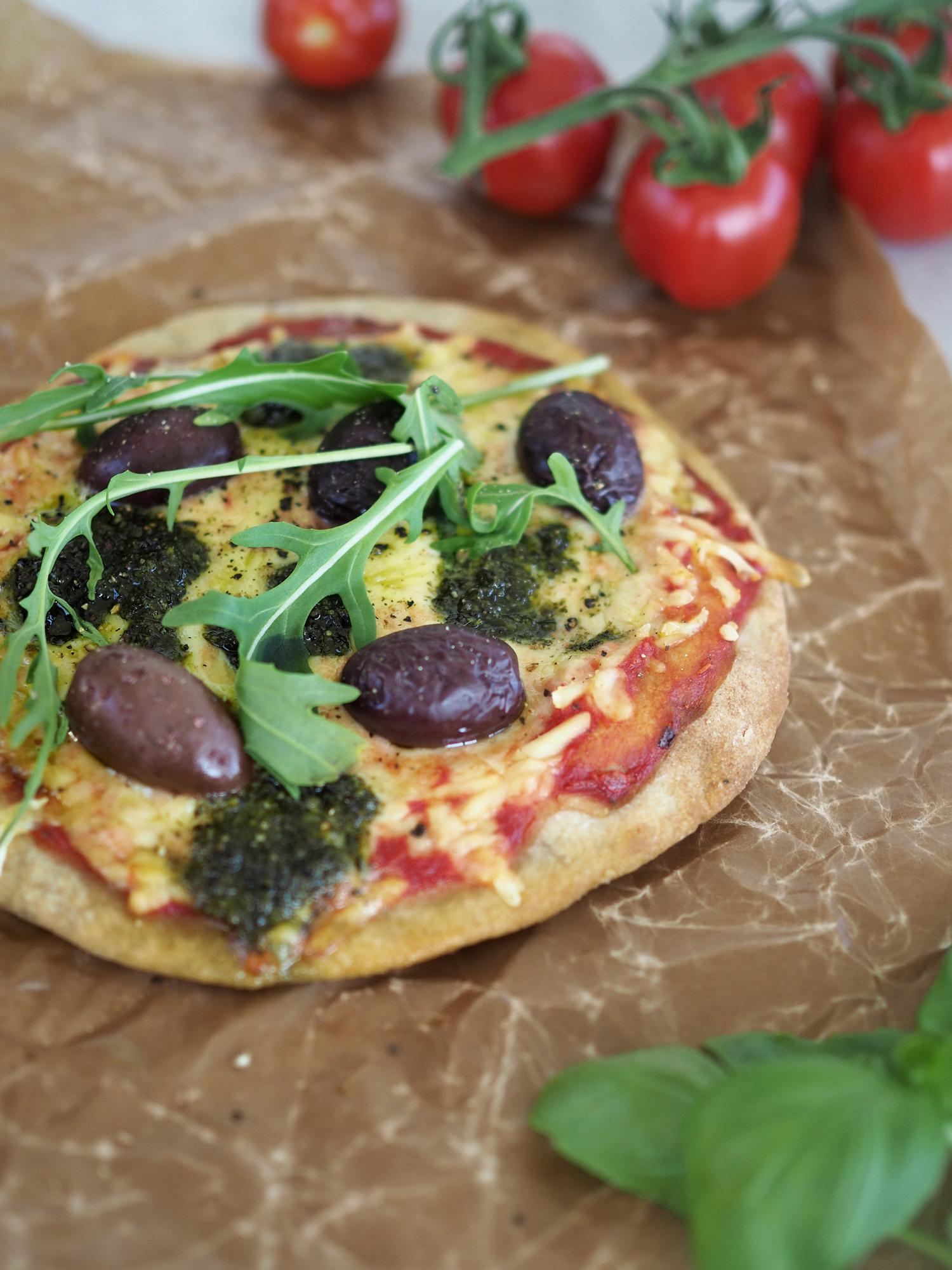 glutenfri vegansk pizzaglutenfri vegansk pizza oddlygood