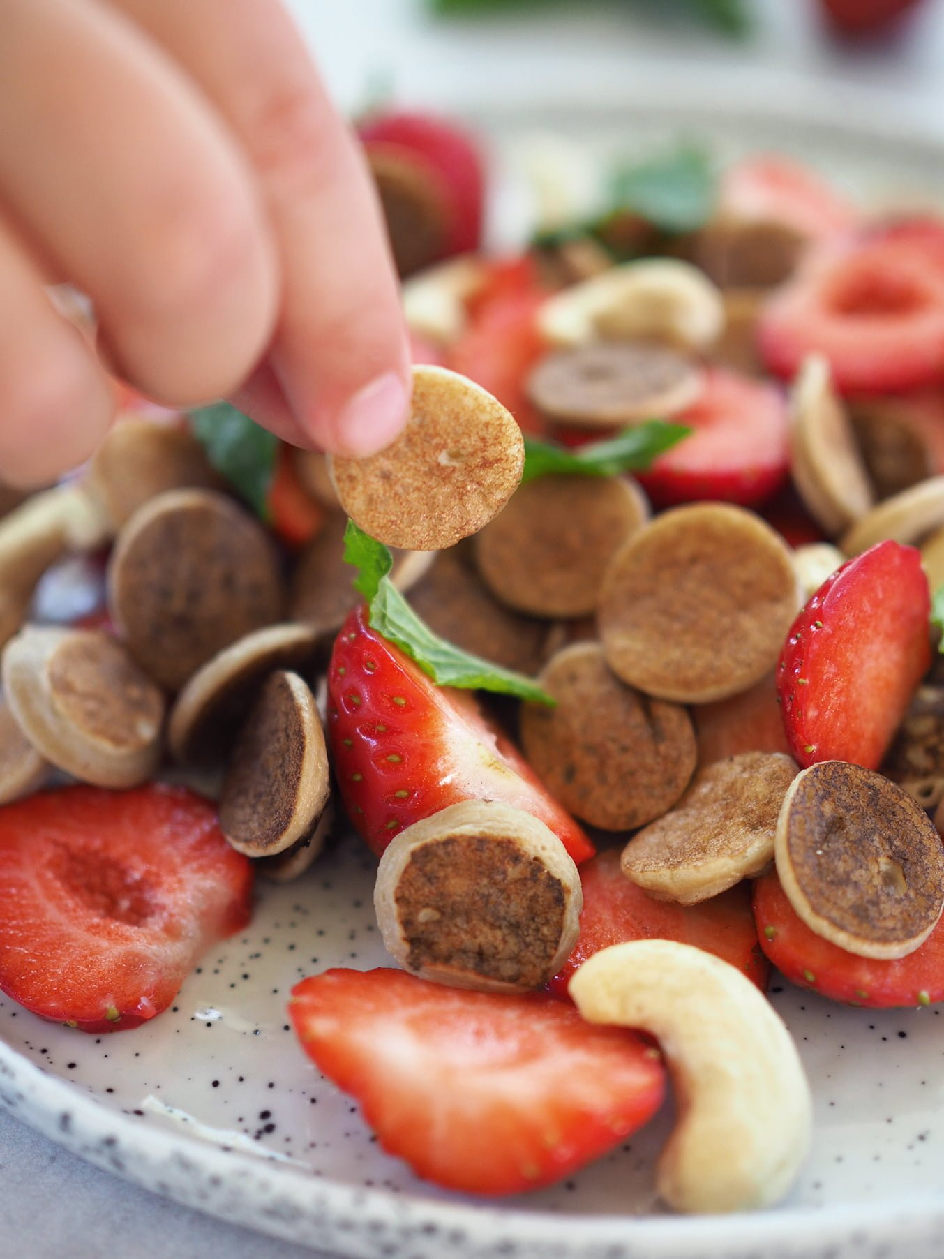 pancake cereal glutenfria minipannkakor