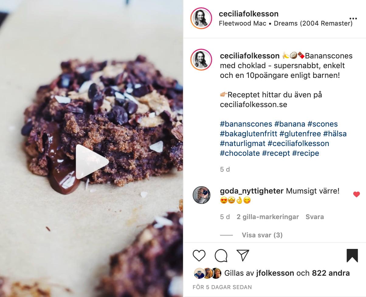 cecilia folkesson instagram