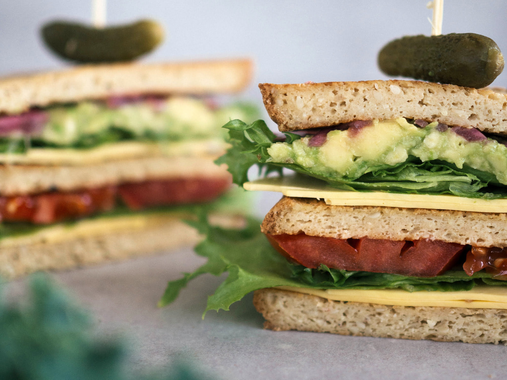 ogglygood clubsandwich