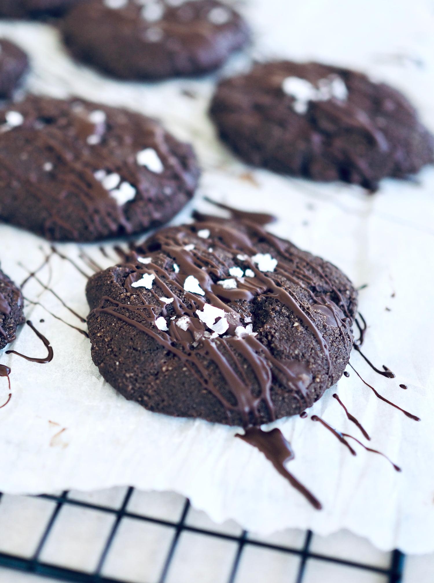glutenfria chokladkakor