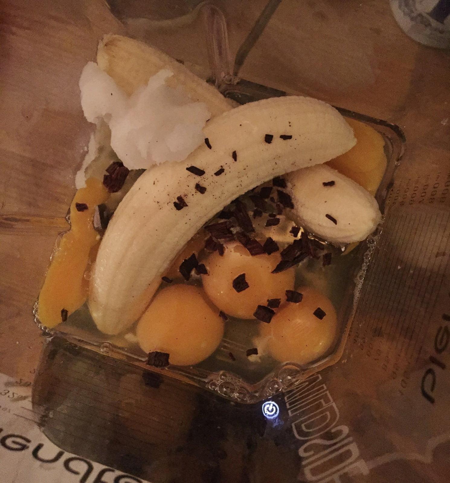 bananpannkakor