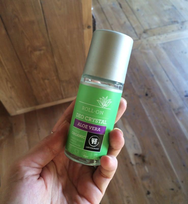 deodorant utan parabener