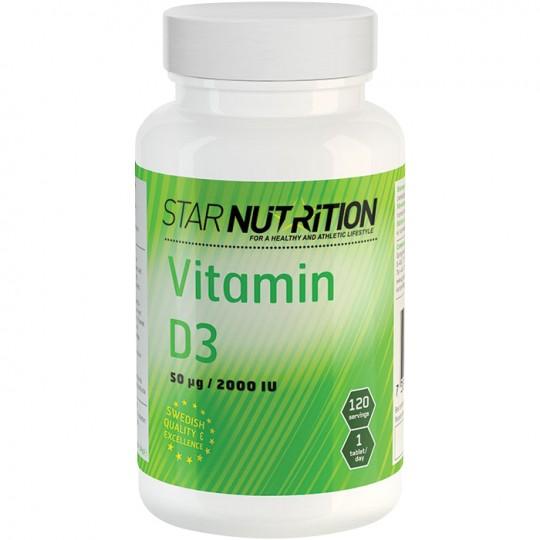 d-vitamin tabletter