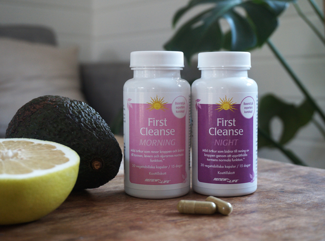 Detox first cleanse