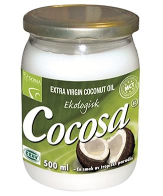 kokosolja cocosa