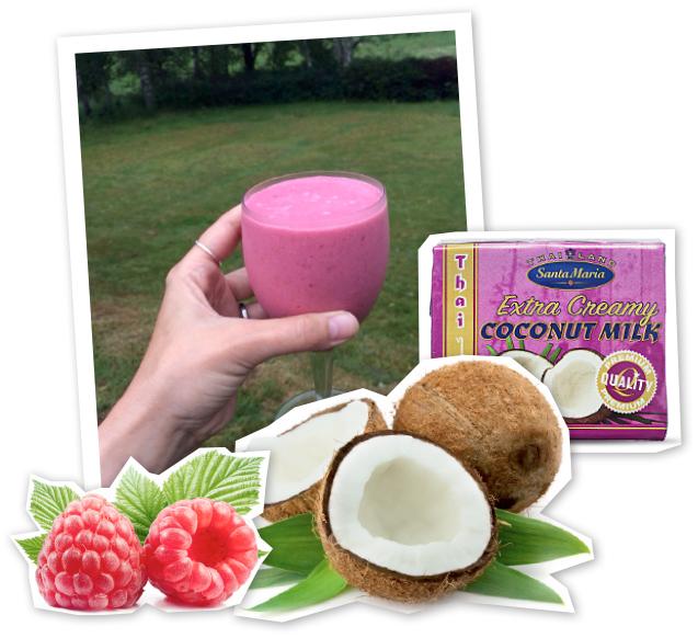 kokossmoothie